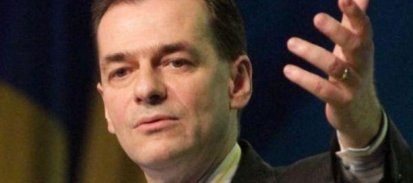 """Ludovic Orban acuză Guvernul și marile instituții ale statului că prigonesc afaceriștii români: """"Mai avem puțin și vom avea un capitalism original: capitalismul fără capital românesc"""""""