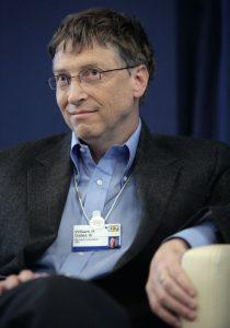 Primul lucru pe care l-ar face Bill Gates dacă ar trăi cu 2 dolari pe lună